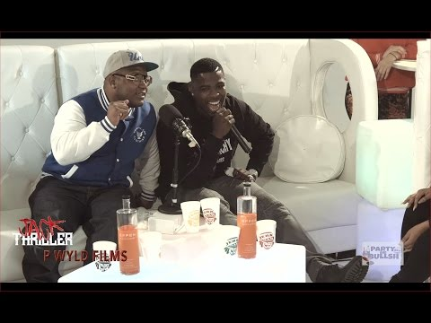 Casanova - Interview - On Jack Thriller Presents The Party & Bullshit Show