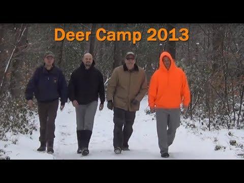 PA Deer Camp 2013