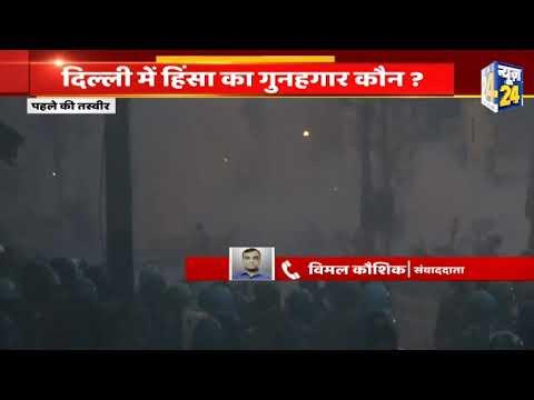 Delhi में खजूरीखास और चांद बाग इलाके में फिर भड़की हिंसा
