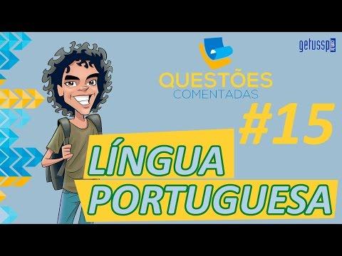 Exercício Resolvido - ESAF - Português - Pontuação - POR 015 de YouTube · Duração:  6 minutos 28 segundos