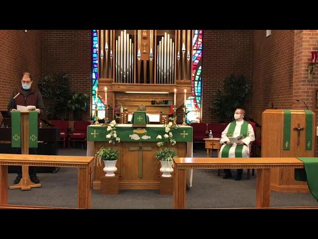 3 Epiphany - Holy Eucharist - Rite II - 1/24/21