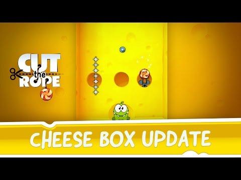 Cut the Rope - Cheese Box Update