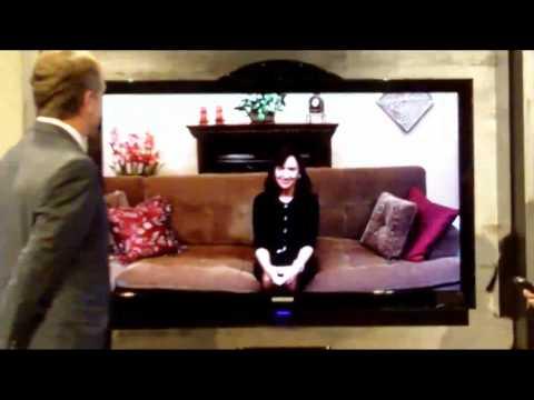 CES: Cisco shows home telepresence