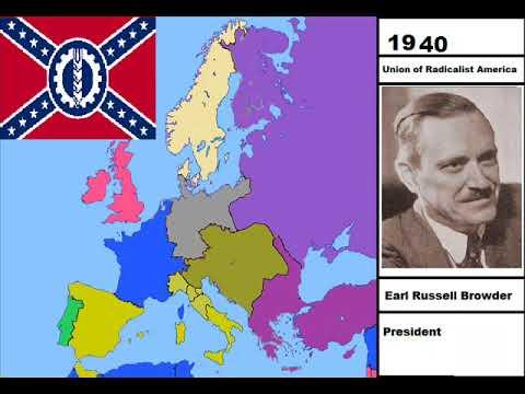 Alternative History (Restoration of Habsburg Empire)