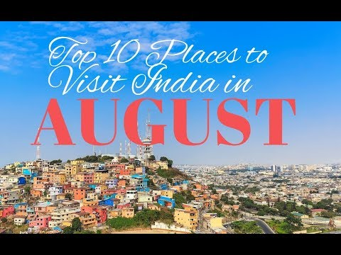 Best places to visit in summer time in india