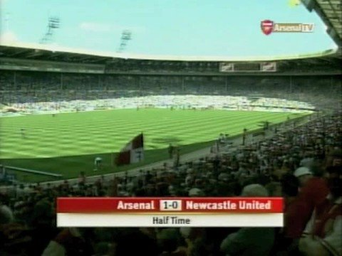 Arsenal v Newcastle - F.A. Cup Final (1998) - Live Footage ...