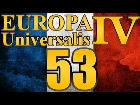 "Europa Universalis 4 France ""Personal Union with Russia!!!"" EP:53 [1651-1655]"