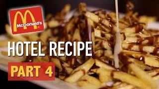DIY McFry Potato Hotel Recipe
