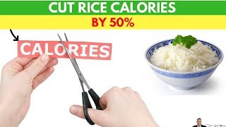 🍽️ A Simple & Proven Way To Cut Rice Calories By 50% - by Dr Sam Robbins