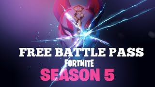 FREE SEASON 5 BATTLEPASS! FORTNITE LIVE! 3583 SOLO WINS!