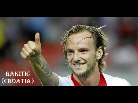 Brazil 2014 • Stars of the World Cup • Rakitic (Croatia)
