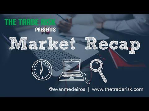 Stock Market Recap 7-15-16 $SPY $IWM $TLT $AAPL $AMZN $NFLX
