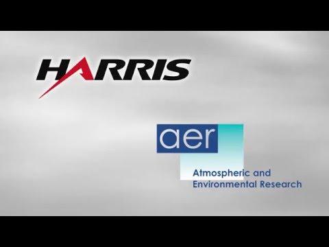 Harris Corporation - GreenLITE CO2 Measurements in Paris France, November 2015
