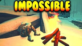 THE IMPOSSIBLE SURVIVAL GAME!! (The Long Dark Interloper)