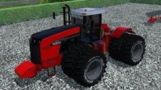 Farming Simulator 2013 Mods - Tractor Versatile Buhler 535 HHT