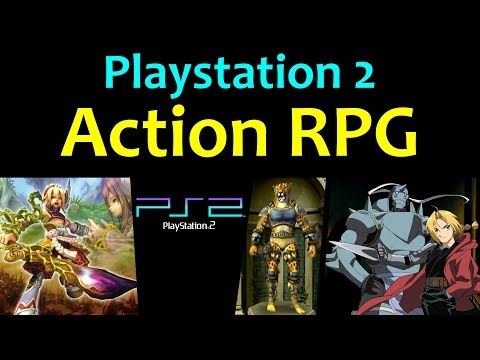 10 Awesome PS2 Action RPG Games 😍 Video 2 ... (Gameplay)