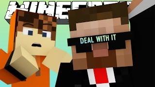 САМАЯ НЕЛЕПАЯ ИГРА! [Minecraft BedWars Mini-Game]