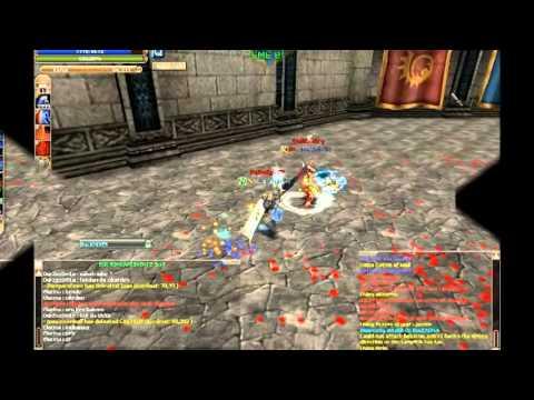 Knight Online (BayanTikky) Pk Movie Part 1 [ DENEME ] 2014