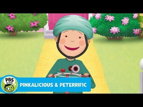 PINKALICIOUS & PETERIFFIC   Music to Me Song   PBS KIDS