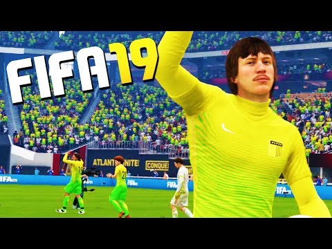 NEW HAIR NEW ME! - FIFA 19 with The Crew!