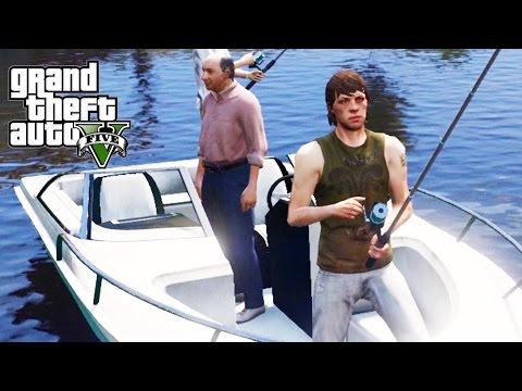 Code Zero Patrol DOJ #5 - Gone Fishin'