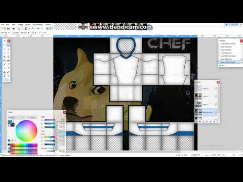 How To Make A Basic Roblox Football Jersey Youtube