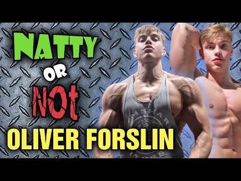 Oliver Forslin - Yet Another GymShark Athlete Claiming To Be NATURAL? - Natty Or Not -