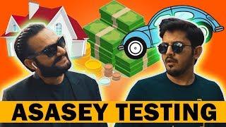 ASASEY TESTING   Karachi Vynz Official