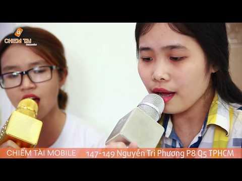 [Chiếm Tài Mobile] - Giới thiệu Micro karaoke kèm loa bluetooth Micgeek I6
