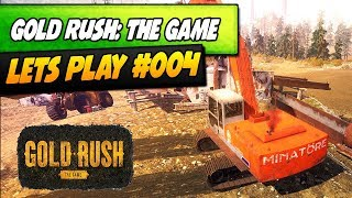 Spielstand nachspielen mega fail! #004 | gold rush: the game | karvon