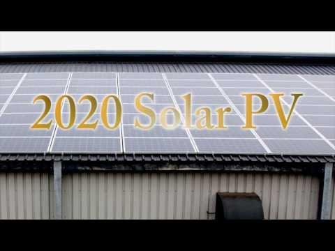 2020 Solar PV  Commercial Installations