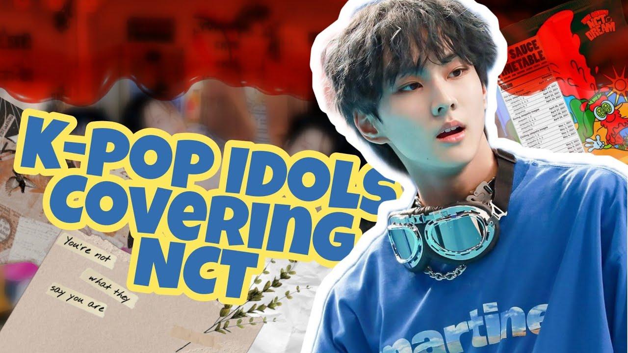K-Idols Singing, Dancing, Jamming to NCT's Song Part 22