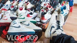 VLOG 009 : 53 Original Air Jordans! Must See!