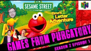 GAMES FROM PURGATORY: Elmo