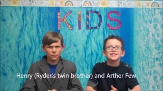 Bridgeway KIDS News Program - Natural Disasters 2017