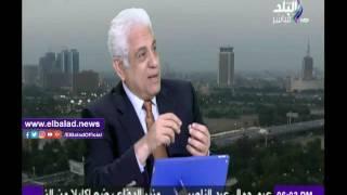 حسام بدراوي: على العالم المشاركة فى اختيار الرئيس الأمريكي.. فيديو
