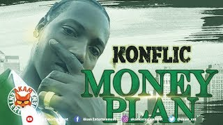 Konflic - Money Plan [Money Virus Riddim] April 2019