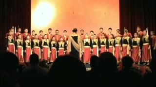 Ateneo de Manila College Glee Club - BENEDICTIO