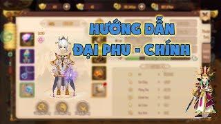 [ HKGH mobile ] Hướng dẫn Đại Phu - Chính | By FunGame