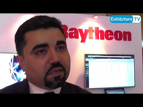 Shahzad Zafar, Director Cyber Security, Raytheon International Inc. at RSA Conference 2017 Abu Dhabi
