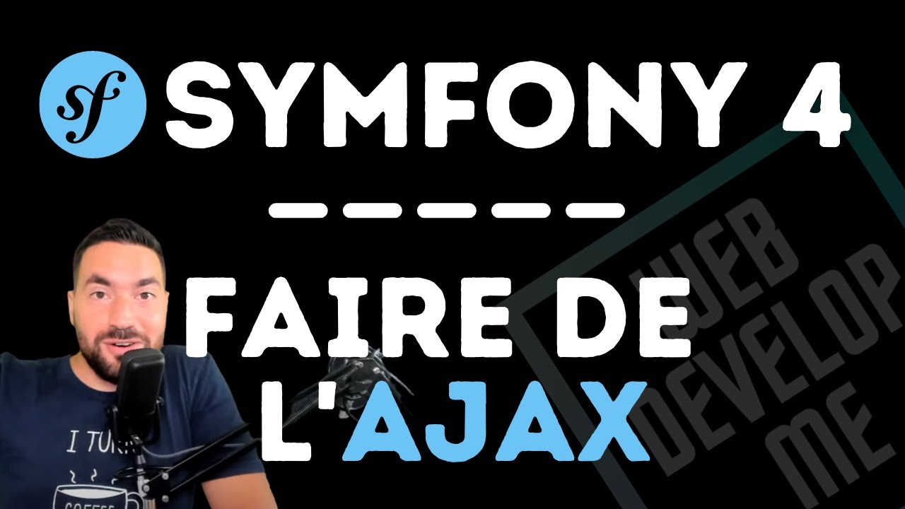 ⚡ AJAX & SYMFONY : INITIATION