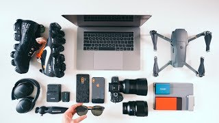 THE ULTIMATE TECH TRAVEL PACK - BMW EDITION!