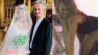 СВАДЬБА Собчак и Богомолова: катафалк и эротический танец полуголой невесты