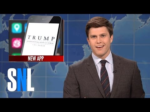 Weekend Update on a Stolen Pet-Sitting Van - SNL