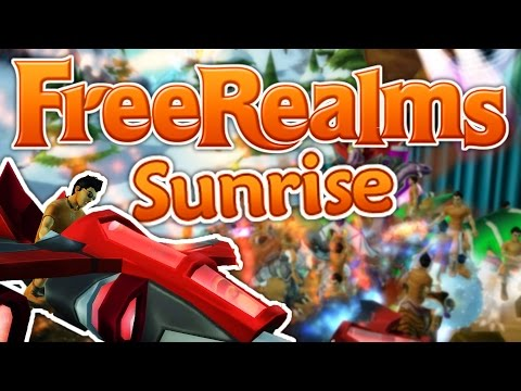 THIS IS UNREAL!! || Free Realms: Sunrise Closed Alpha
