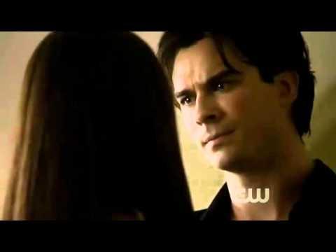 The Vampire Diaries S02E08 Rose  Damon and Elena Scene   I love you Sleeperstar    I Was Wrong