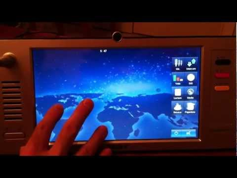 """TAIDEN 8318 - 10"""" Touch Screen Multimedia Conference Unit"""