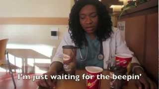 Rolling in the Deep Med School Parody - Waiting for the Beep (Beer & Skits)