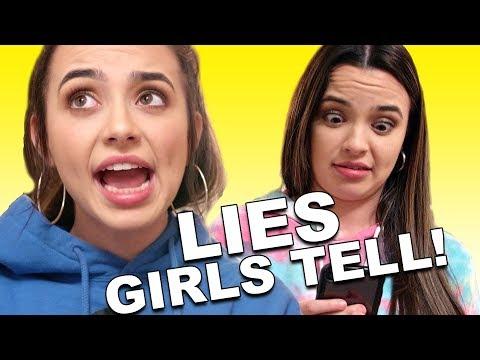 Lies Girls Tell - Merrell Twins