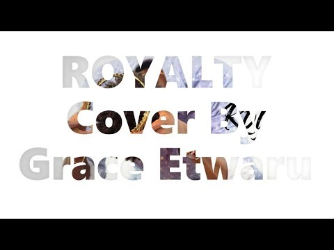 ROYALTY by Samuel Medas- Cover by Grace Etwaru